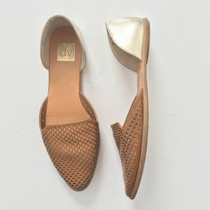 DV Dolce Vita Pointed toe flats D'orsay Flats 10
